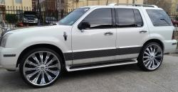 masterplaster 2003 Mercury Mountaineer