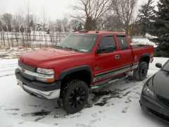 AutomotiveUSAs 2002 Chevrolet Silverado 2500 HD Regular Cab