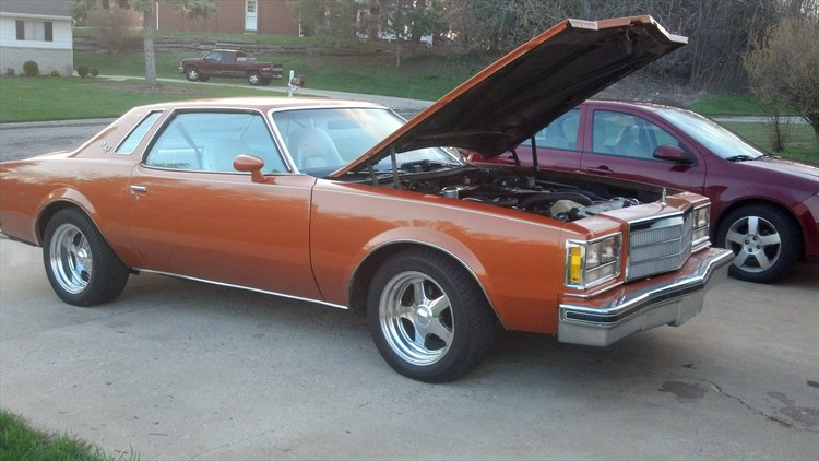 Slipdaddy's 1977 Buick Regal