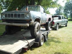 will4242's 1975 Dodge Ramcharger