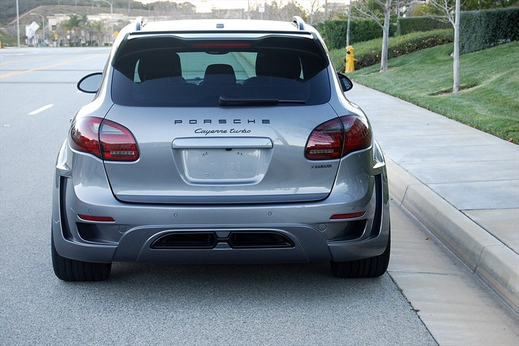 West Coast Motorsport 2013 Porsche Cayenne Specs Photos