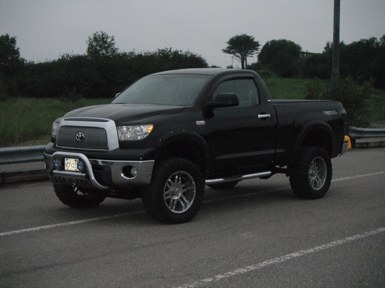 toyota tundra regular cab lifted Car Tuning
