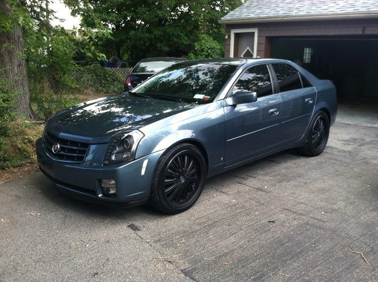 used 2006 cadillac cts v pricing features edmunds. Black Bedroom Furniture Sets. Home Design Ideas