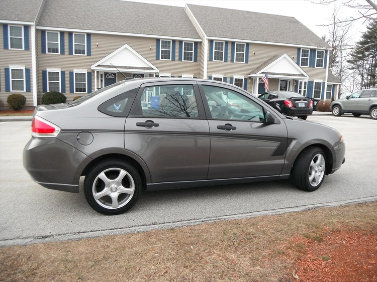 2000CE 2009 Ford Focus