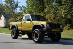 Rymanrph 1990 Jeep Comanche Regular Cab