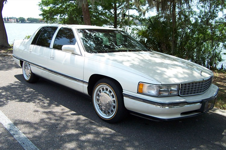 Best Of Trance 1996 Cadillac
