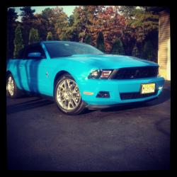 Mcascello100 2012 Ford Mustang