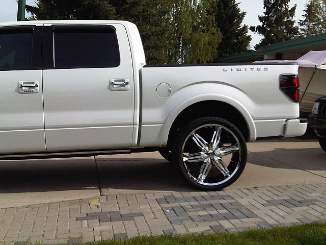 Limited 288 2011 Ford F150 SuperCrew CabLariat Limited ...