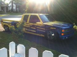 compspeed 1988 Chevrolet 3500 Extended Cab
