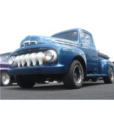 tedvernon471 1951 Ford F-1