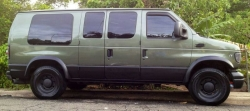 Edgar Ruiz 2002 Ford E250 Super Duty Cargo