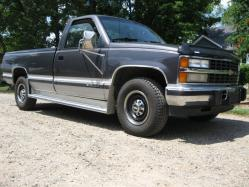Ross19 1993 Chevrolet Silverado 3500 Regular Cab & Chassis