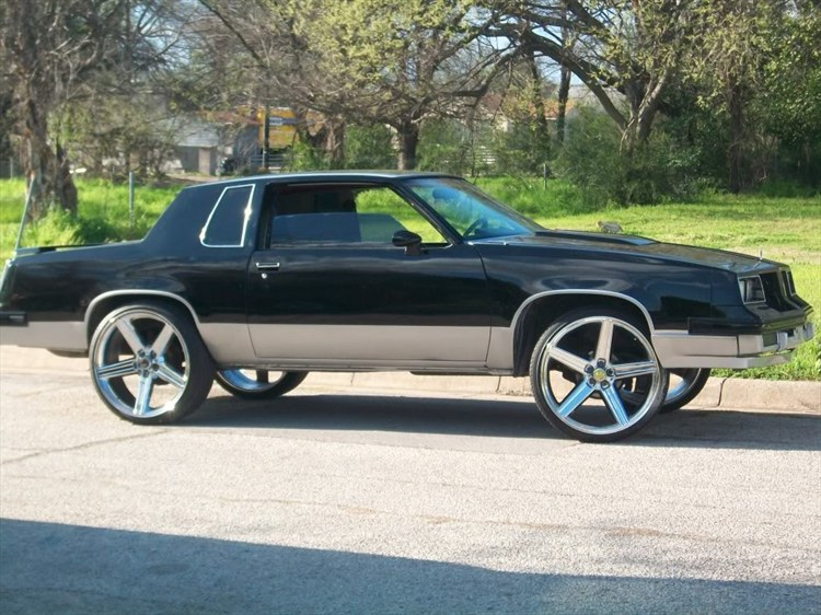 Another Cutdog23 1982 Oldsmobile Cutlass Supreme Post6271302 By
