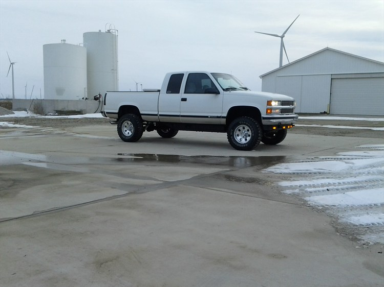 1996chevyman 1996 Chevrolet 1500 Extended Cab 16118374