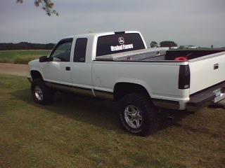1996chevyman 1996 Chevrolet 1500 Extended Cab 16118377