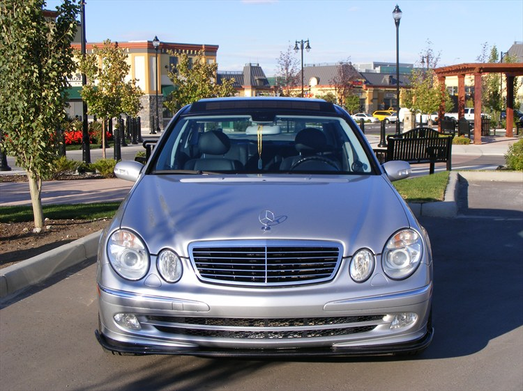 Speedmasterflex 39 s 2003 mercedes benz e class e500 sedan 4d for Mercedes benz e500 2003