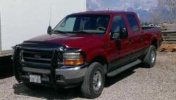 AutomotiveUSA's 2001 Ford F250 Regular Cab