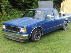 Andrew Pearce 1986 GMC S15 Extended Cab