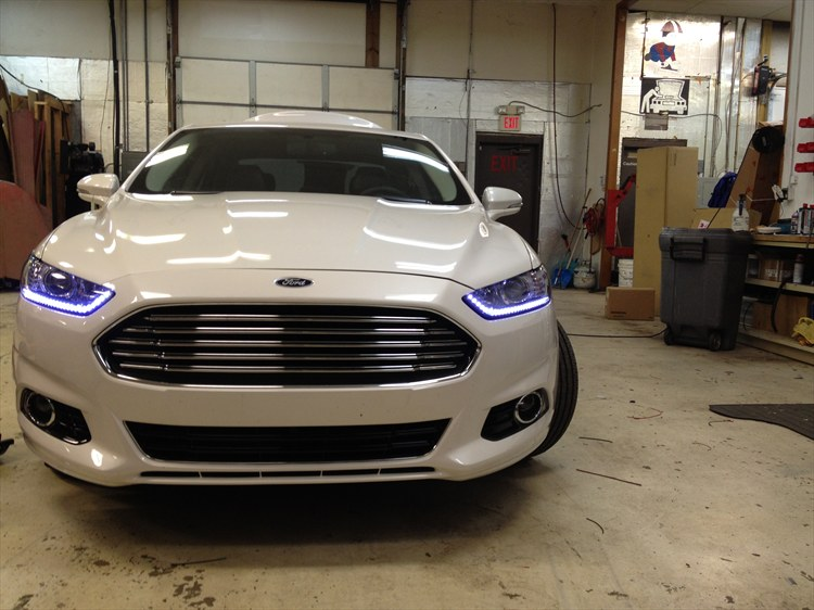 Charger0nDavins 2013 Ford Fusion