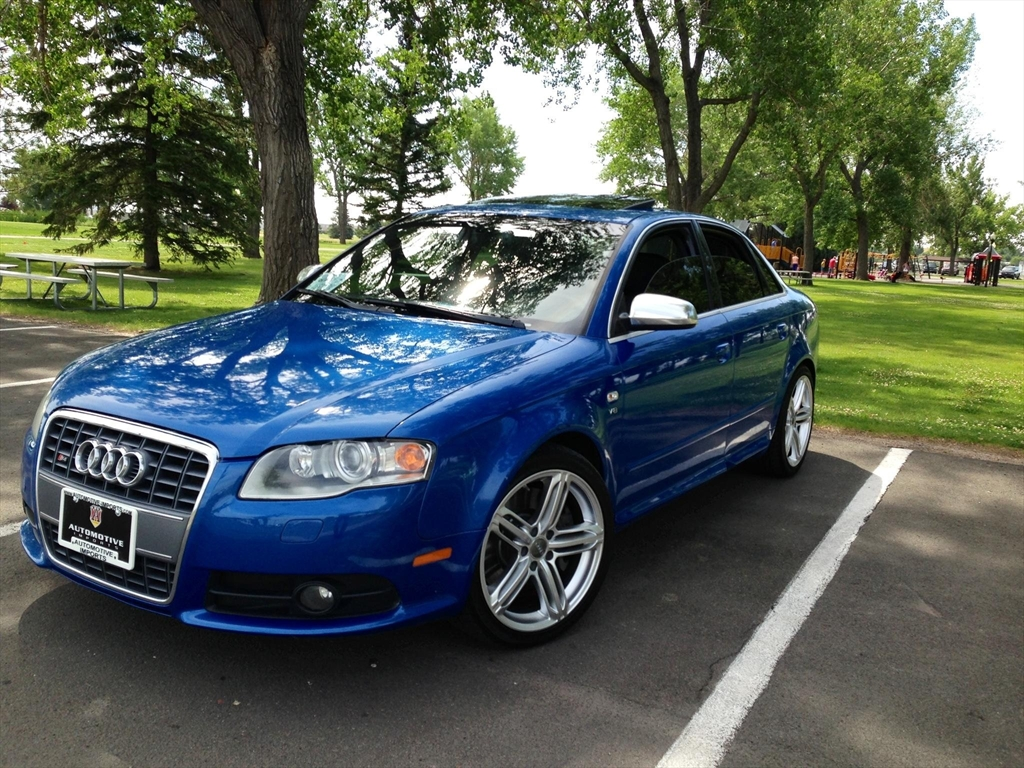 marcus grayson 2006 audi s4quattro sedan 4d specs photos. Black Bedroom Furniture Sets. Home Design Ideas