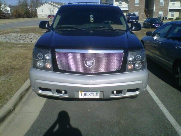 Quality Product 2002 Cadillac Escalade