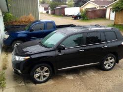 SuperCam Storms 2013 Toyota Highlander