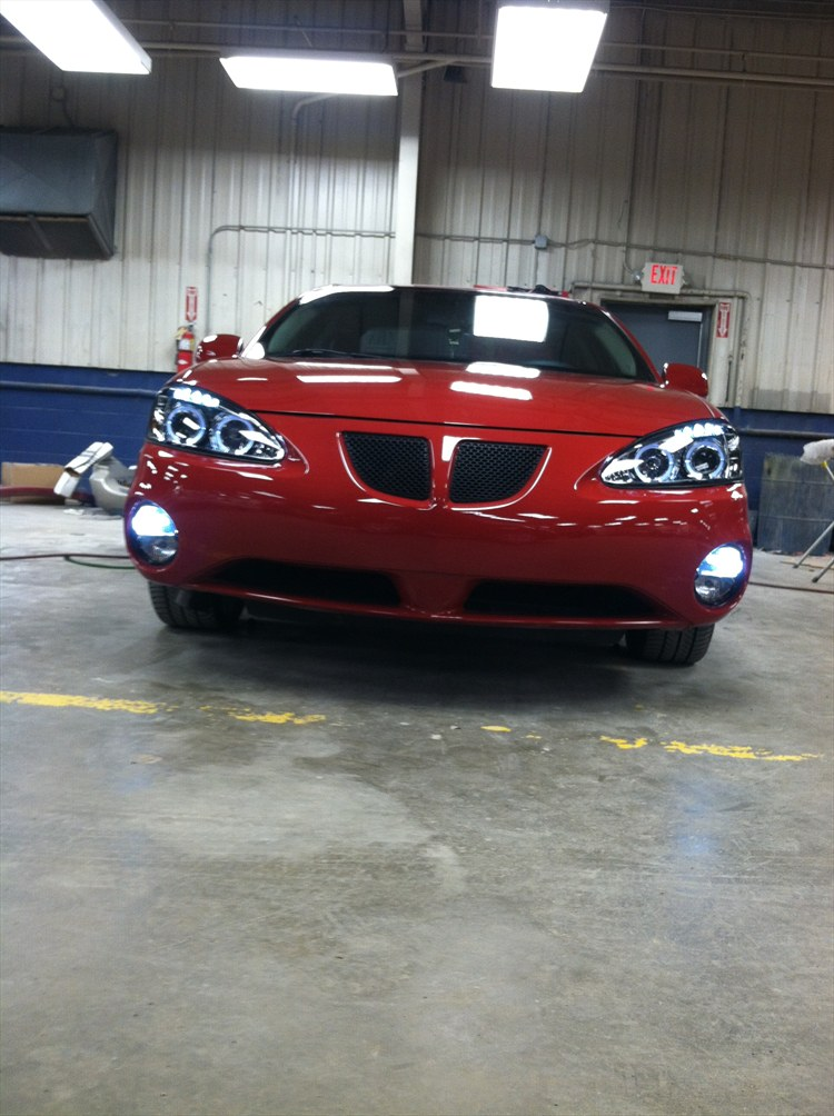 Chrisq9889 2008 Pontiac Grand Prix Specs Photos