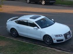 Harry Andrews 2013 Audi A7
