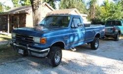 Talon21 1991 Ford F150 (Heritage) Regular Cab