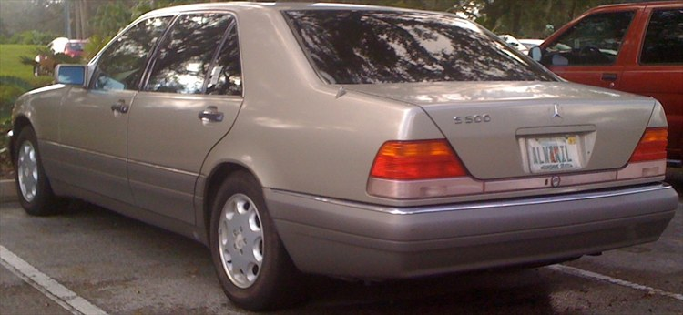 1995 mercedes S500 for sale $4200 or best offer   - 16011482