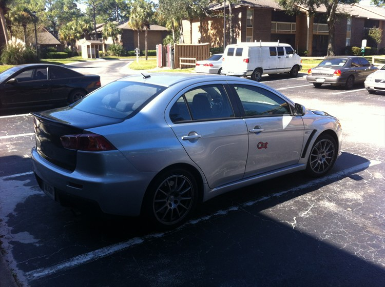 Another TURBOXXX 2008 Mitsubishi Lancer post... - 16141443