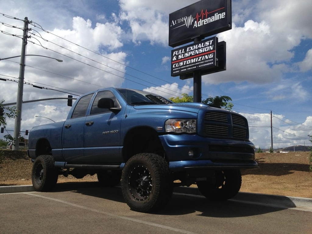 angelcorrupter 2003 Dodge Ram 1500 Quad Cab