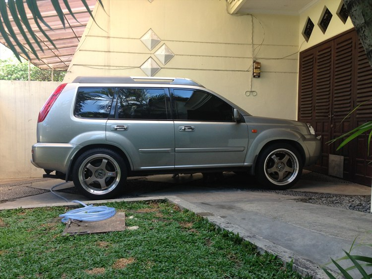 cruiserjimbon 2004 nissan x trail specs photos modification info at cardomain. Black Bedroom Furniture Sets. Home Design Ideas