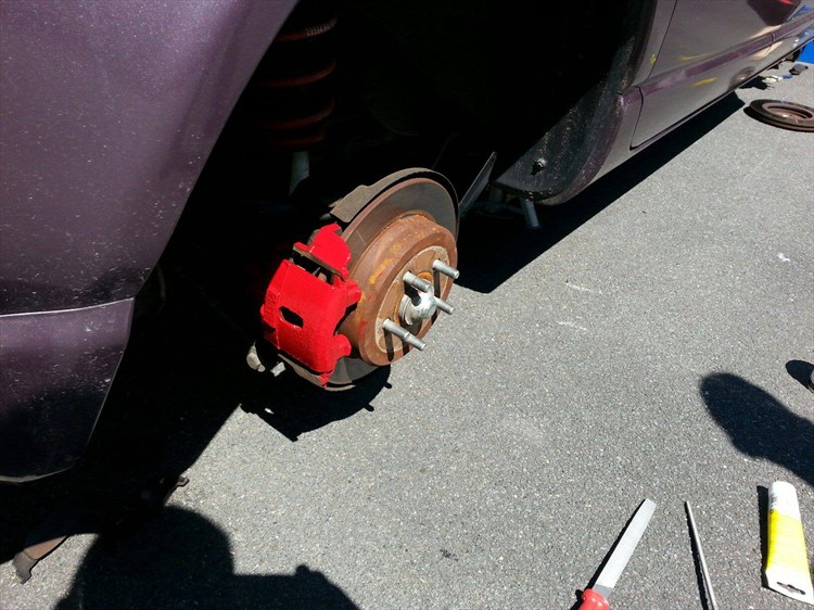 Painted Calipers  - 16252404