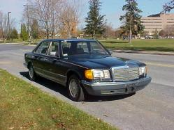 minorityservices 1988 Mercedes-Benz 420SEL