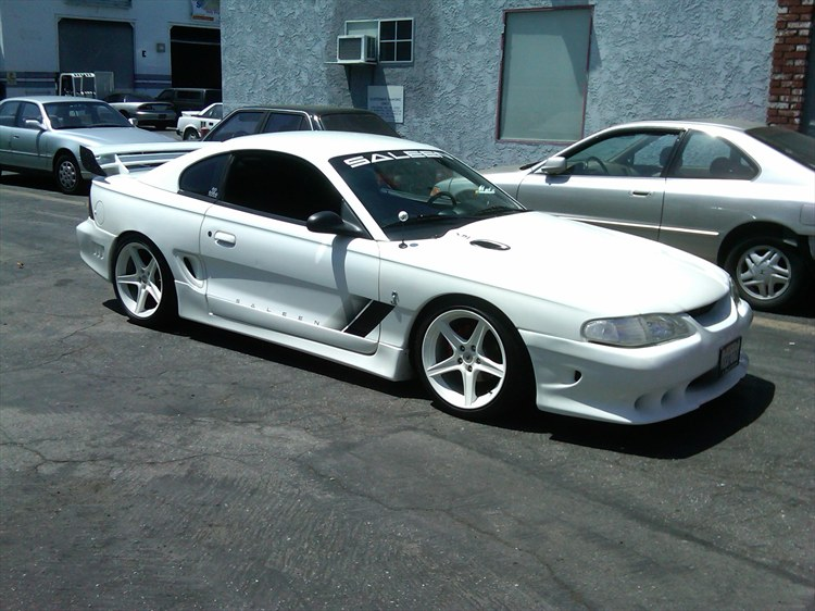 thestablemaster 1995 Ford MustangGT Coupe 2D Specs, Photos ...