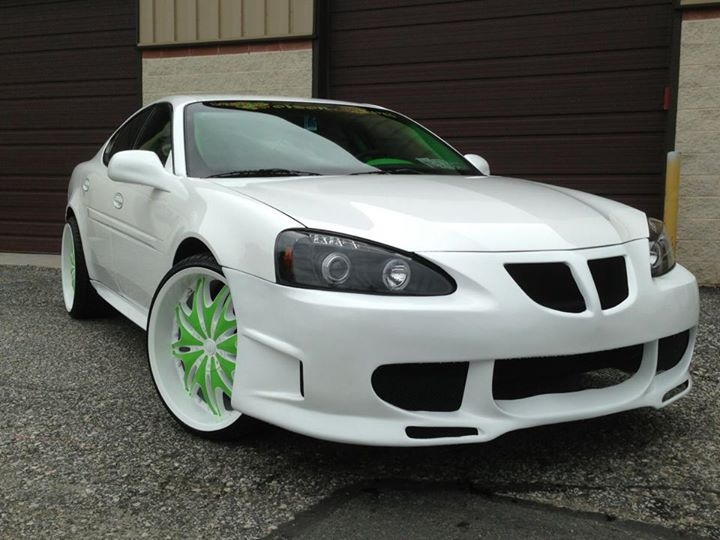 darkvocals 2004 Pontiac Grand Prix
