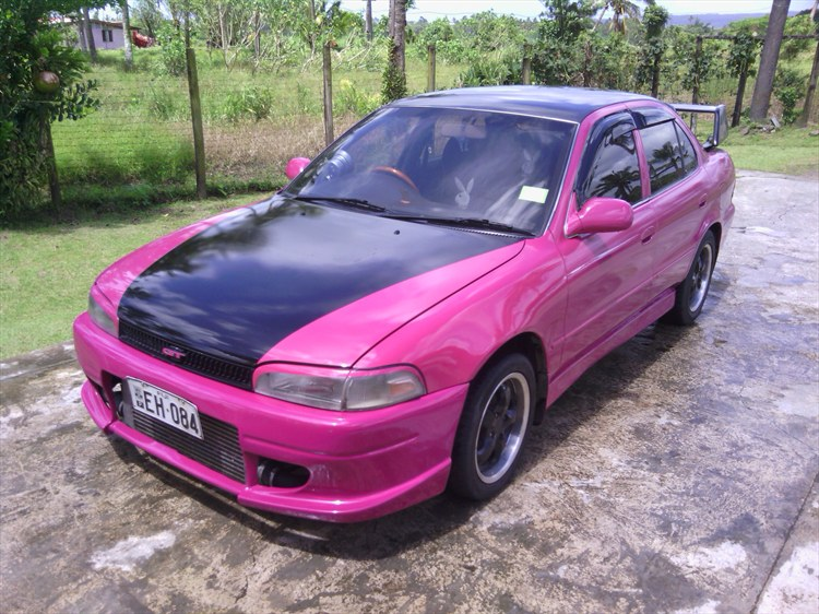 Krishan 1996 Toyota Corolla Specs Photos Modification