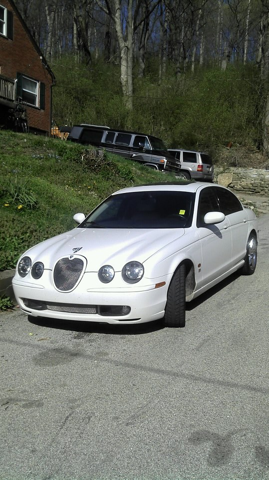 Another DaRodfather 2003 Jaguar S-Type post... - 16344483