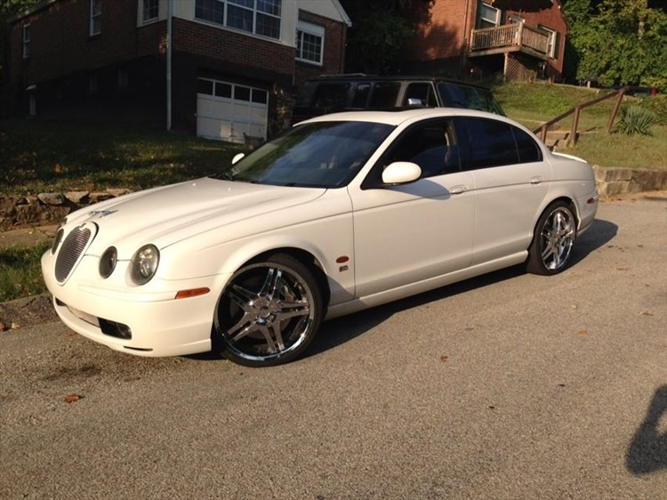 Another DaRodfather 2003 Jaguar S-Type post... - 16344487
