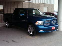 brandon2011whites 2011 Ram 1500 Quad Cab