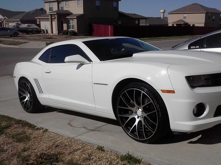 2nd month added the concave wheels 22 x 10 front and 22 X 11.5 rear - 16206424
