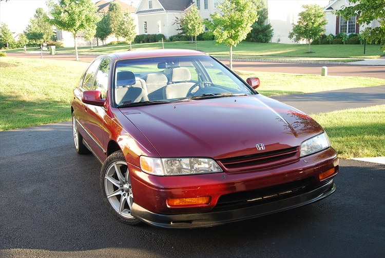1995 honda accord tuner