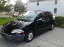 occupant 2001 Ford Windstar Passenger