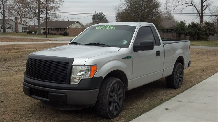 Ford F150 Headlights >> sag294 2011 Ford F150 Regular Cab Specs, Photos ...