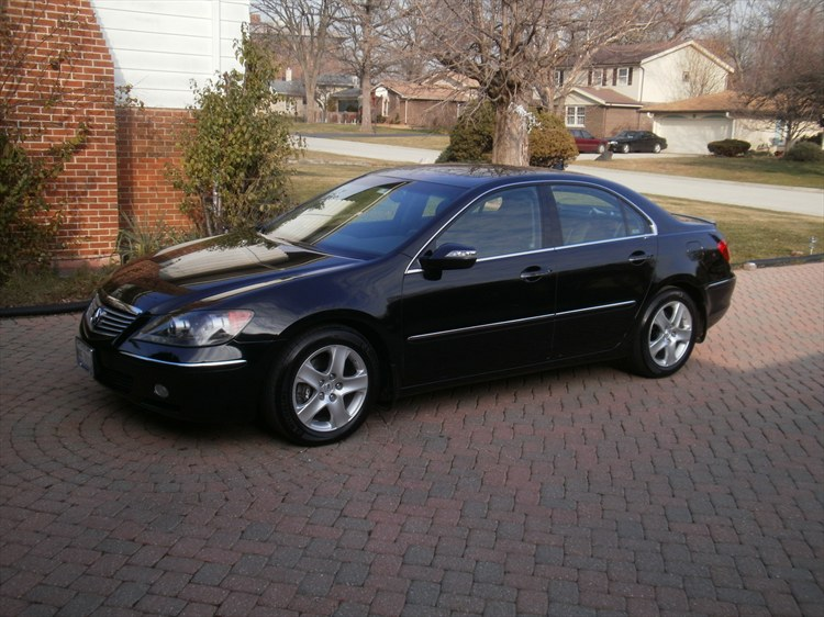 totallyrelaxedrl 39 s 2005 acura rl sedan 4d in chicago il. Black Bedroom Furniture Sets. Home Design Ideas