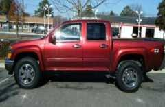AutomotiveUSAs 2010 Chevrolet Colorado Crew Cab