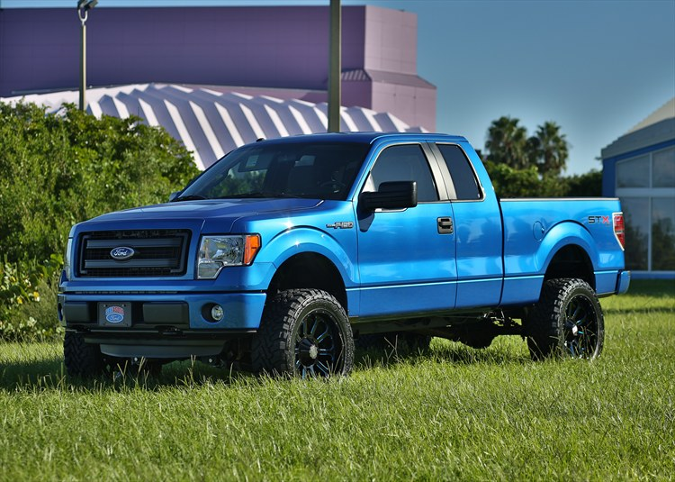 Sf4luiso 2013 Ford F150 SuperCrew Cab 16329489