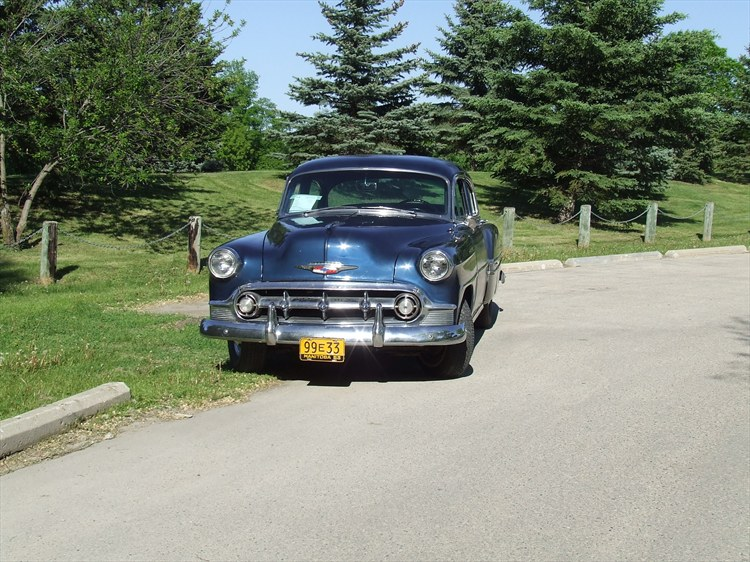willshaw1993 1953 Chevrolet Bel Air