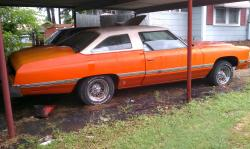alabamaboy1990 1974 Chevrolet Caprice Classic